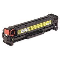 Toner HP CC532A, Color LaserJet CP2025, CM2320, yellow, 304A, originál