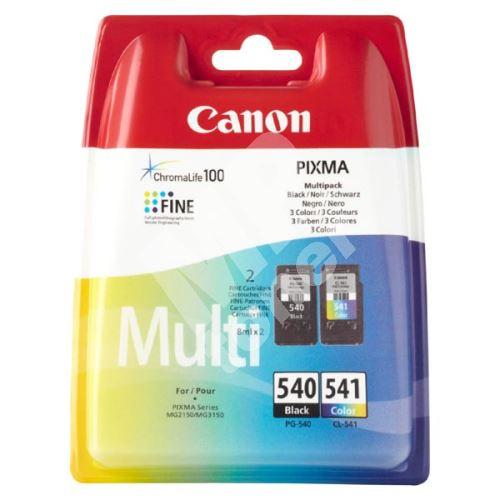 Cartridge Canon PG540/CL541, pack, black/color, 5225B006, originál 1