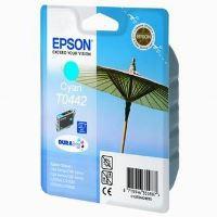 Inkoustová cartridge Epson T044240 modrá, Stylus C84, C64, C66, C86, CX6400, originál