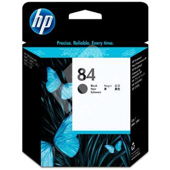 Tisková hlava HP C5019A černá, No. 84 originál