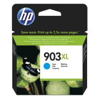 Inkoustová cartridge HP T6M03AE, OfficeJet Pro 6960, 6970, cyan, No.903XL, originál
