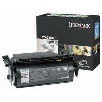 Toner Lexmark T620, X620e, T622, černá, 12A6865, return, originál
