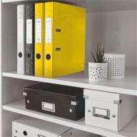 Pákový pořadač 180 Wow, žlutá, 52 mm, A4, PP/karton, LEITZ 3