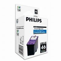 Inkoustová cartridge Philips PFA 546, Fax-570, 580, PFA 546 color, originál