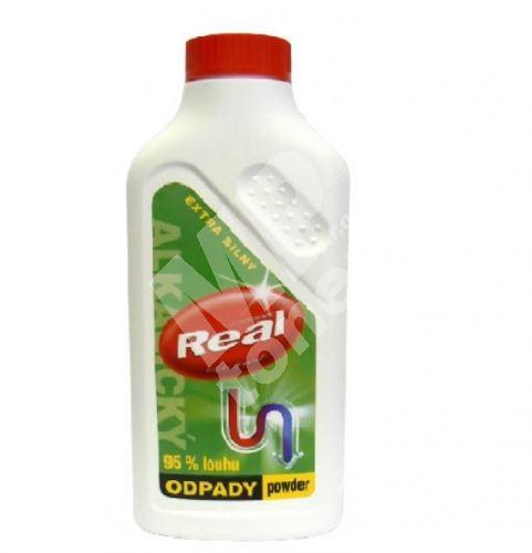 Real Aligátor - alkalický čistič odpadů, 500 g 1