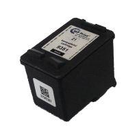 Kompatibilní cartridge HP C9351AE černá, No. 21XL, 18ml, TB, MP print