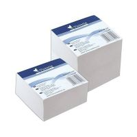 Poznámková papírová kostka 90x90x45mm, lepená, Victoria