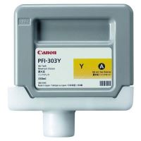 Inkoustová cartridge Canon PFI303Y, yellow, originál