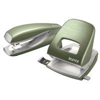 Děrovač Leitz NeXXt STYLE 5006, 30 listů, zelenkavý 5