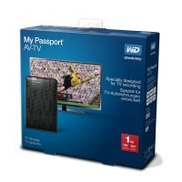 "Ext.HDD 2.5"" WD My Passport AV-TV 1TB USB3.0 černý 5"