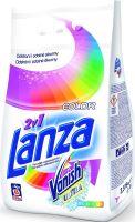 Lanza Color 2v1 prací prášek na barevné prádlo s Vanish Ultra 15 dávek 1,125 g