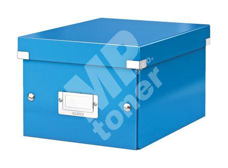 Archivační krabice Leitz Click-N-Store S (A5) wow, modrá 1