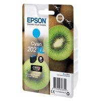 Inkoustová cartridge Epson C13T02H24010, XP-6000, 6005, cyan, 202XL, originál