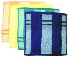Abella Šáteček froté vzorovaný 28 x 28 cm 1 kus