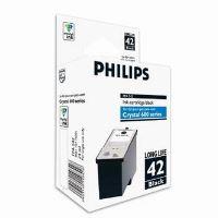 Inkoustová cartridge Philips PFA-542, Crystal 650, 660, 665, PFA 542, černá, originál