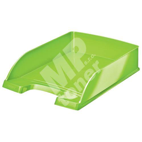 Odkladač Leitz WOW Plus, zelený 1