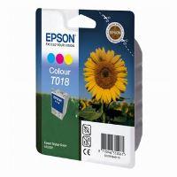 Inkoustová cartridge Epson C13T018401 color, originál