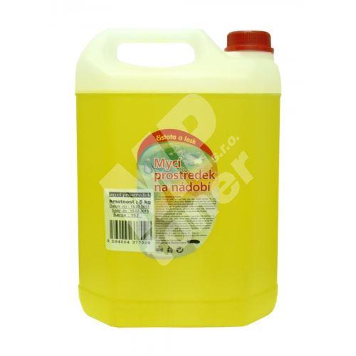 Mycí prostředek na nádobí Zenit, 5 litrů 1
