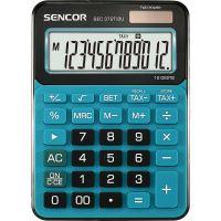 Kalkulačka Sencor SEC 372T/BU, modrá