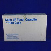 Toner Ricoh 402098 CL1000N, Typ 140, modrý, originál