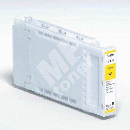 Cartridge Epson C13T692400, yellow, originál 1