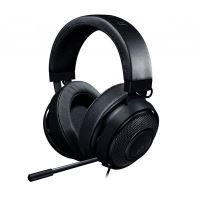 Razer Kraken Pro V2 Black Oval, sluchátka s mikrofonem, černá