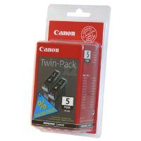Inkoustová cartridge Canon PGI-5BK, iP3500 iP4200 iP4300, 2-Pack, černá, originál
