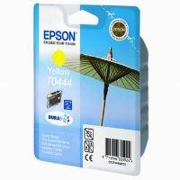 Inkoustová cartridge Epson T044440 žlutá, Stylus C84, C64, C66, C86, CX6400, originál