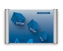 Dveřní a informační tabulka 400x500mm