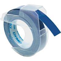 Páska do štítkovače Dymo Omega 9mmx3m modrý, 3D, S0898140