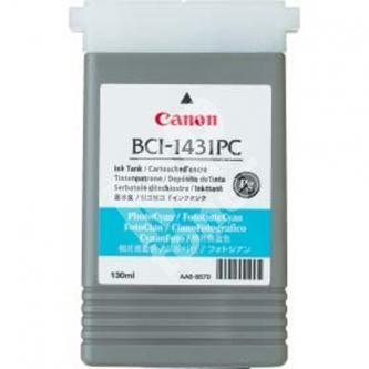 Inkoustova cartridge Canon BCI-1431PC, CF8973A001AA, photo cyan, originál