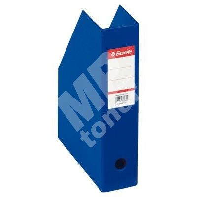 Stojan na časopisy Esselte VIVIDA Economy 70 mm, modrý 1