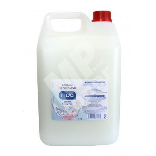 Tekuté mýdlo Riva Creme Hydration, 5 kg 1