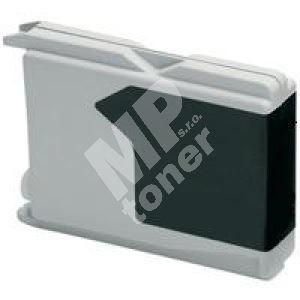 Kompatibilní cartridge Brother DCP-330C, 540CN, 130C, MFC-240C,  LC970/LC1000BK, černá