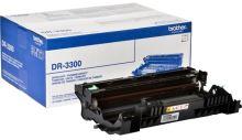 Válec Brother DR-3300, HL-5440D, HL-5450DN, HL-5470DW, HL-6180, black, DR3300, originál