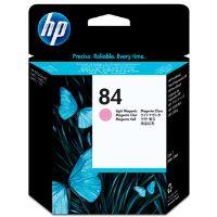 Inkoustová cartridge HP C5021A červená, No. 84 originál