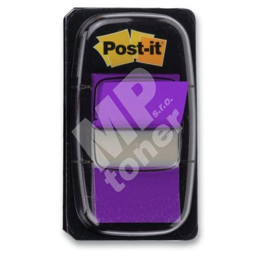 Záložka Post-It 25,4mm x 43,2mm 3M, 1bal/50ks fialová 1