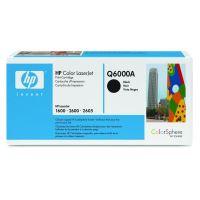 Toner HP Q6000A, black, 124A, originál 4