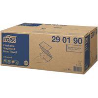 Tork Singlefold Flushable splachovatelné papírové ručníky, H3