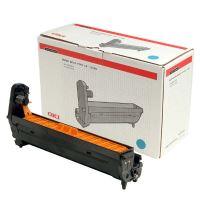 Válec OKI C5000 Laser 5100, 5200, 5300, 5400, modrý, 42126607, originál