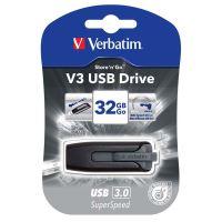 32GB Verbatim Store'n'Go V3, USB flash disk 3.0, 49173, černá