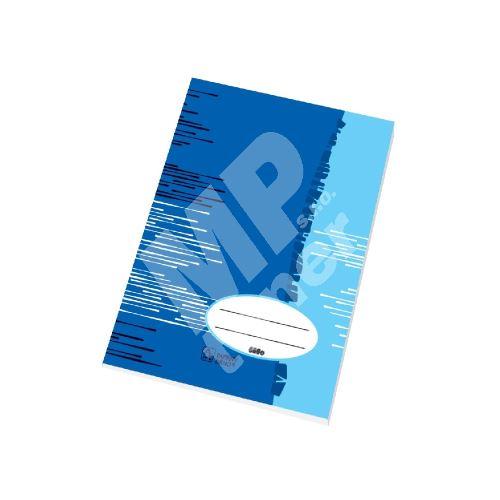 Papírny Brno sešit A4 440 EKO čistý /40 listů 1