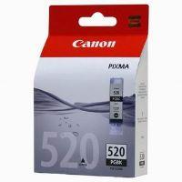 Inkoustová cartridge Canon PGI-520BK, iP3600, iP4600, MP620, MP630, černá, 19 ml, originál