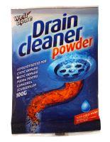 WD Čistič odpadů prášek - se studenou vodou 100g