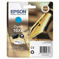 Inkoustová cartridge Epson C13T16324012, WF-2540WF, WF-2520NF, cyan, 16XL, originál