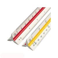 Měřítko poměrové, trojboké, stavařské 602