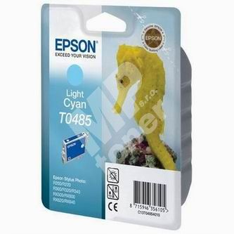Inkoustová cartridge Epson C13T048540 světle modrá, originál
