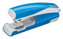 Stolní sešívač Leitz NeXXt 5502, celokovový, světle modrý