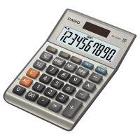 Kalkulačka Casio MS 100 B MS, stříbrná