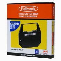 Páska pro psací stroj Nakajima 186N AX 200, 300, 500, 60, EW 310, textilní, PK142